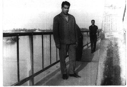 عکس های قدیمی پل سفید اهواز