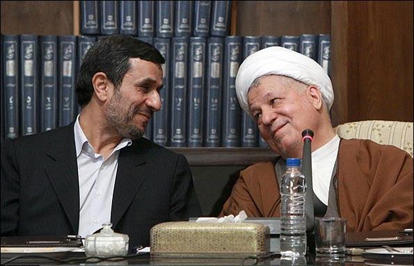 آیت الله هاشمی چگونه رفتار کرد؛احمدی نژاد چه می کند؟!++++++++عکس نمایه ارسال نشده