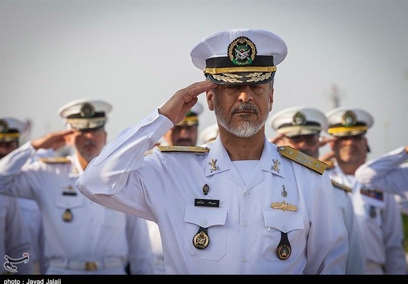 ۱۰ سال فرماندهی کارنامه درخشان دریادار سیاری در نیروی دریایی ارتش