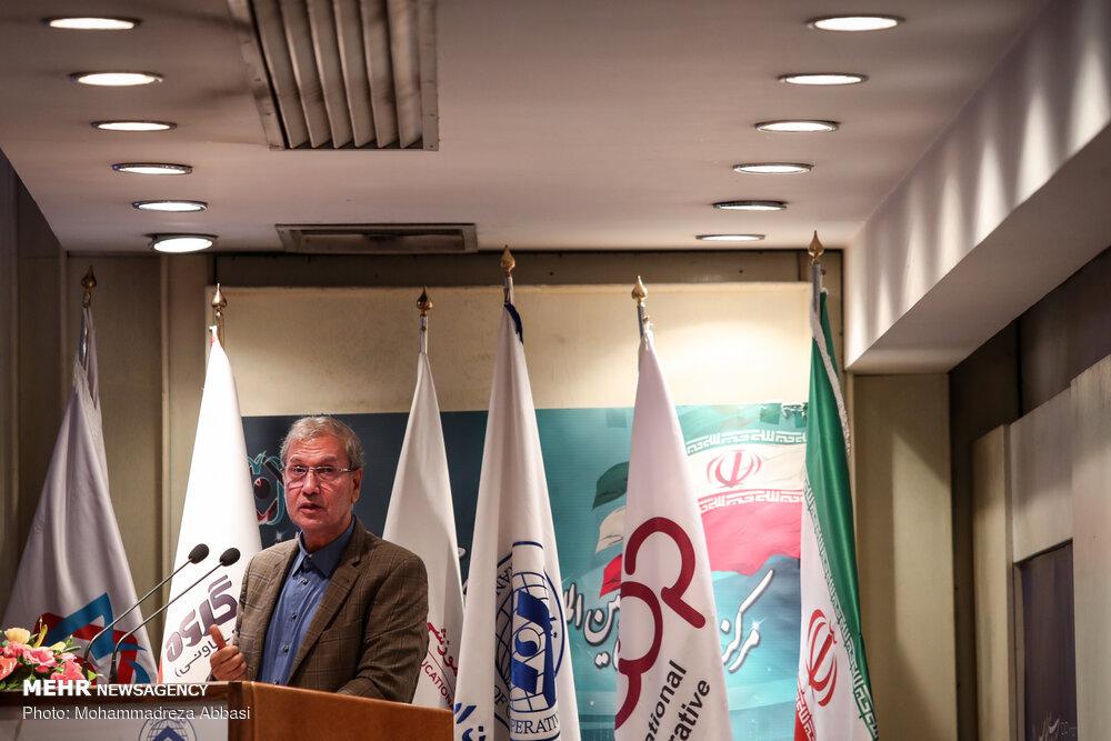 مراسم گرامیداشت روز جهانی تعاون+ عکس