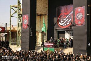 عزاداری تاسوعای حسینی در جاجرم + عکس ,